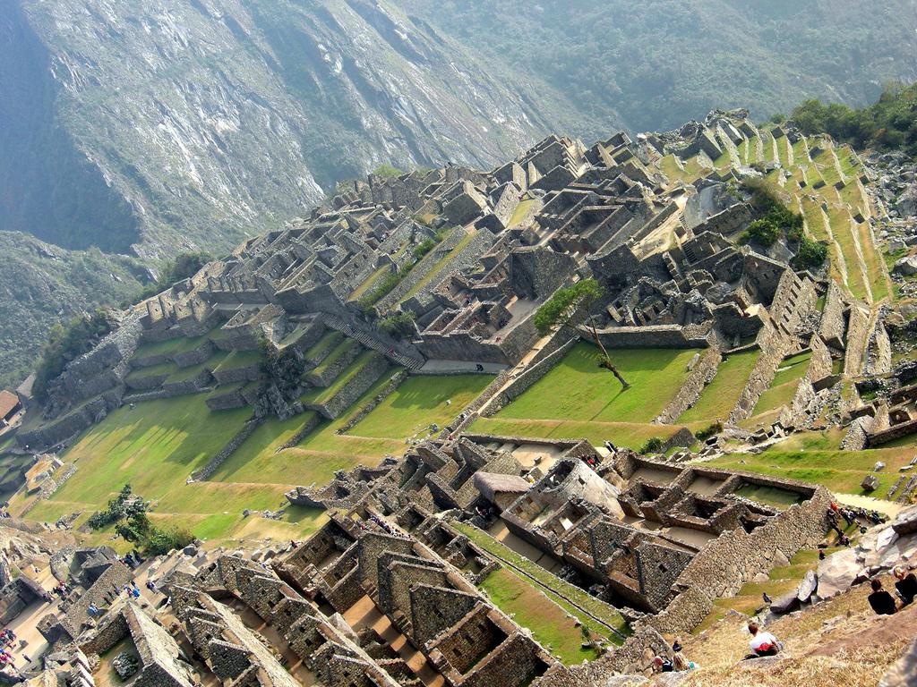 Le Machu Picchu un site renversant