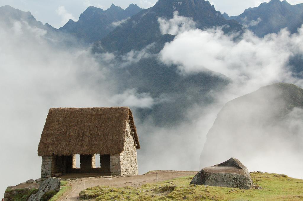 Petite maison du Machu Picchu