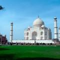Taj Mahal en pleine journée