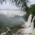 Iguazu vue de l'Argentine