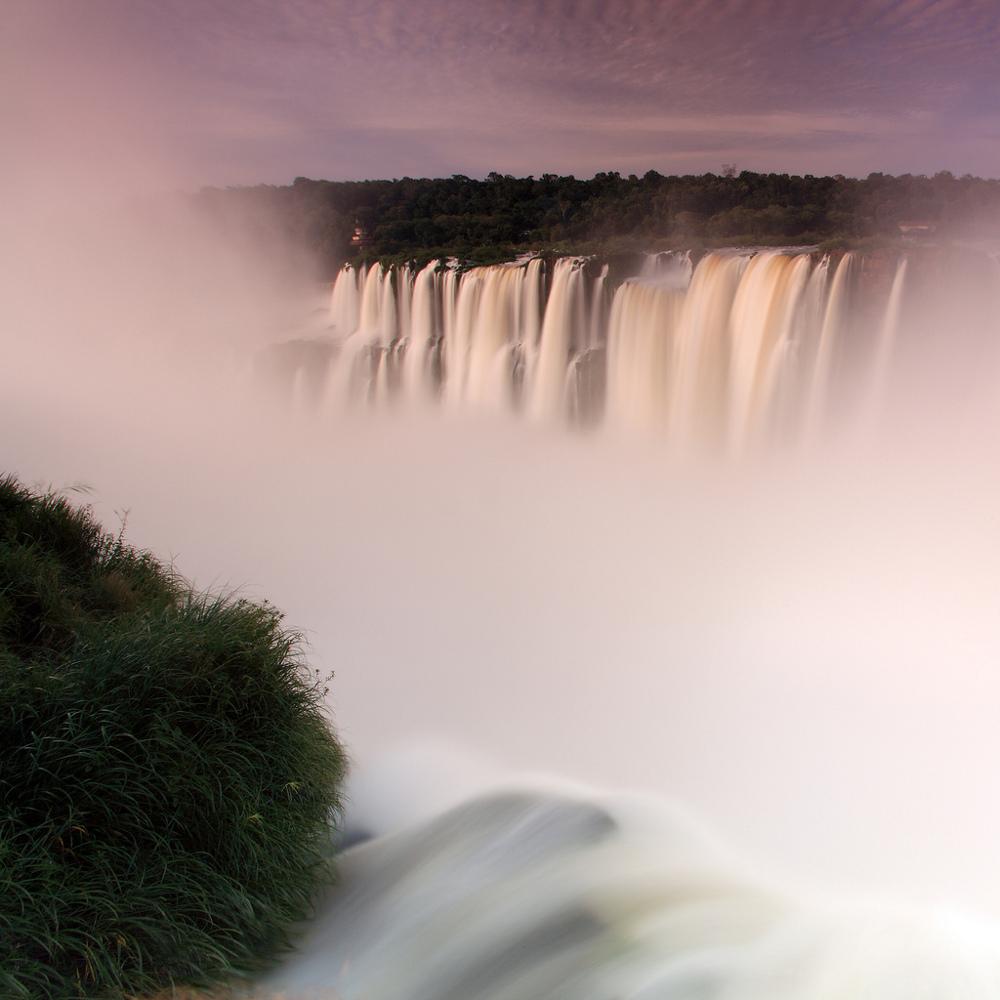 Iguazu à l'aube