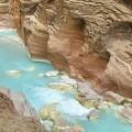 Les eaux du grand Canyon