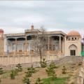 Samarcande : mosquée de khazret-khyzr